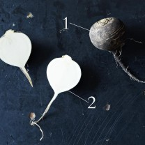 http://food52.com/blog/10004-black-radishes-and-how-to-eat-them-raw-or-roasted