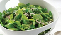 http://www.thenewpotato.com/2012/06/03/curtis-stones-minted-snow-peas-and-asparagus/