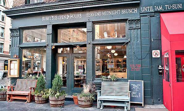 Bubby's, a reccomendation from Cooking With Bells On's Guide to Tribeca