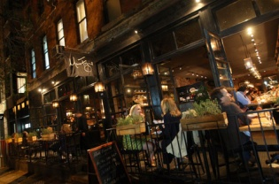 Marc Forgione, a reccomendation from Cooking With Bells On's Guide to Tribeca