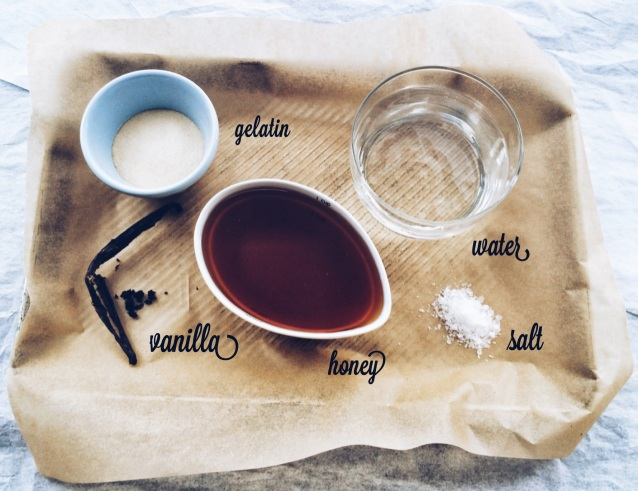 Ingredients for Very Fluffy Homemade Marshmallows | Cooking With Bells On