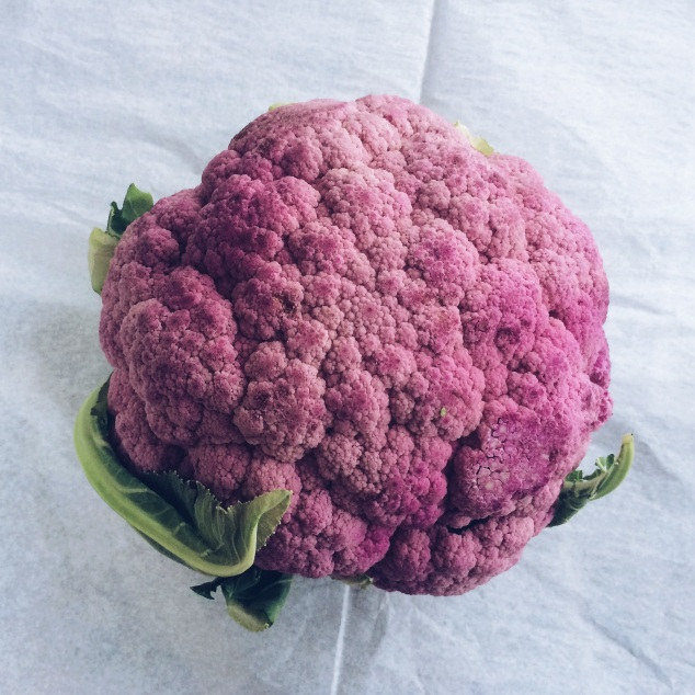 Purple Cauliflower | Cooking With Bells On