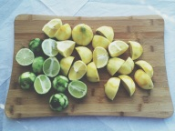 Cut Lemons and Limes | Cooking With Bells On