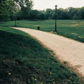 Prospect Park in Brooklyn, NY