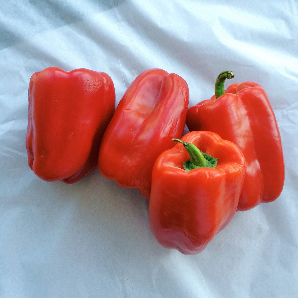 Red Bell Peppers | Cooking With Bells On